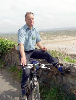 Mike Harrison at Saunton